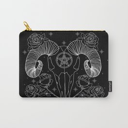 Ram Skull Carry-All Pouch
