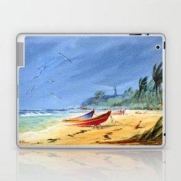 Puerto Rico Maunabo Beach Laptop & iPad Skin