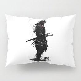 Armored Samurai Pillow Sham