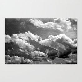 Cloudy 2 Canvas Print