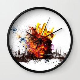 Notorious B.I.G Wall Clock