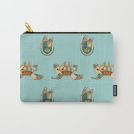 Fox and Crown  Carry-All Pouch