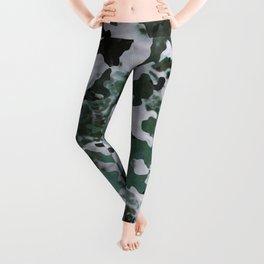 Surfing Camouflage #4 Leggings