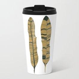 Plumes Travel Mug
