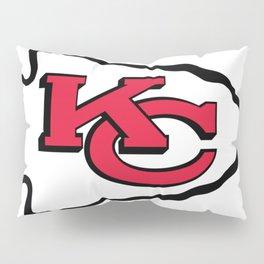 Kc Football Pillow Sham