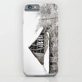 A Room with a View iPhone Case