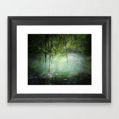 Mystere Framed Art Print