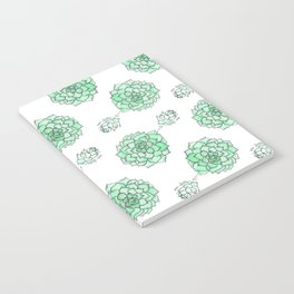 PATTERN II Succulent Life Notebook