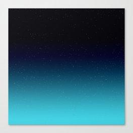 Celestial Dusk Canvas Print