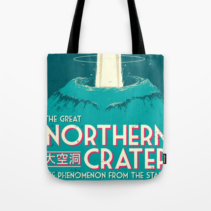 546d5c95398 Final Fantasy VII - Great Northern Crater Tote Bag
