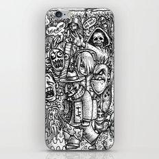 6 Billion Shamen (and no tribe) iPhone & iPod Skin