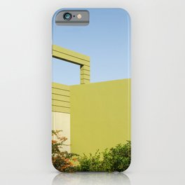 Bajamar iPhone Case