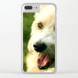 Balou3 Clear iPhone Case
