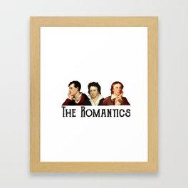 The Romantics Framed Art Print
