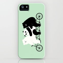 Family Time iPhone Case