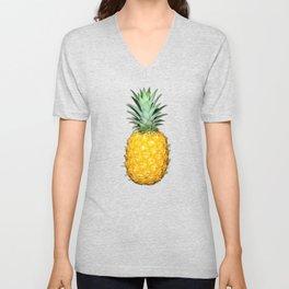 Big Pineapples Unisex V-Neck