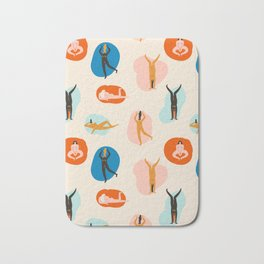 Hey, girls! Bath Mat