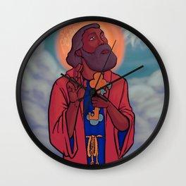 Saint Peter Wall Clock