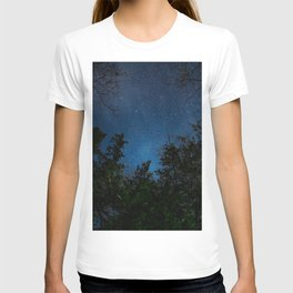 Stars above the Forest T-shirt