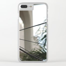 wired Clear iPhone Case