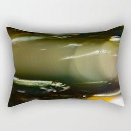The Bokeh Fish One Rectangular Pillow