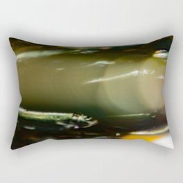 The Bokeh Fish One Rectangular Pillow