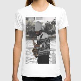 All That Jazz III T-shirt
