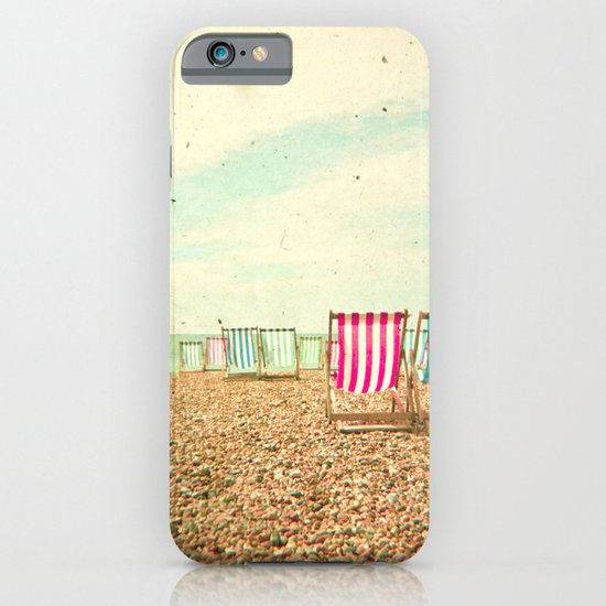 Deckchairs iPhone & iPod Case