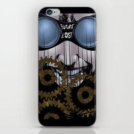 Doktor Who? iPhone Skin