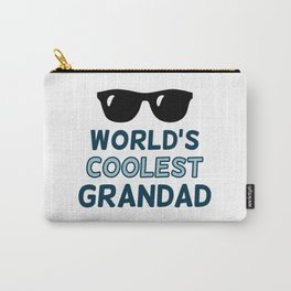 World's Coolest Grandad Carry-All Pouch