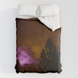 The Heavens Opened Comforters