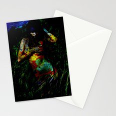 Near the Abyss Stationery Cards