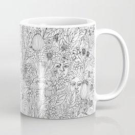 Nymphs Coffee Mug
