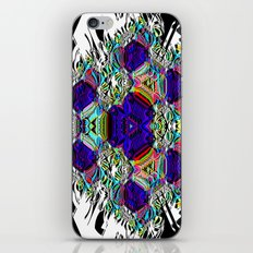 The Ears Have Walls iPhone & iPod Skin