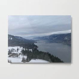 View from Cape Horn Metal Print