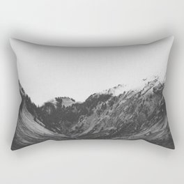 THE MOUNTAINS VII / Bavarian Alps Rectangular Pillow