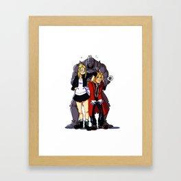 Fullmetal Alchemist Framed Art Print