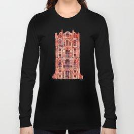 Hawa Mahal – Palace of the Winds in Jaipur, India Long Sleeve T-shirt