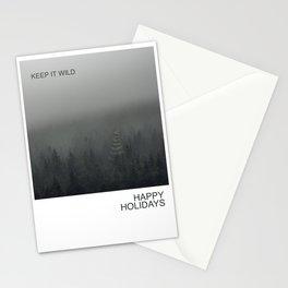 The original Christmas tree Stationery Cards