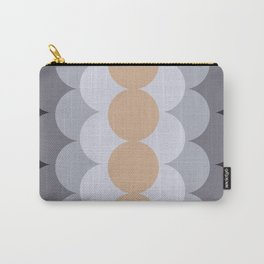 Gradual Hazelnut Carry-All Pouch