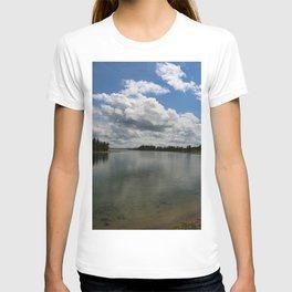 Yellowstone Lake View T-shirt