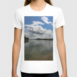 Yellowstone Lake View T-shirt