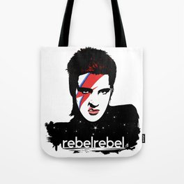 We Are All StarDust Rebel bag Tote Bag