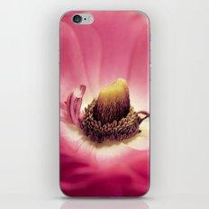 Ranunculus heart iPhone & iPod Skin