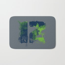 12th man Bath Mat