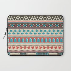 Fair-Hyle Knit Laptop Sleeve