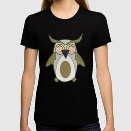 Owl - Nightbird Bird Nocturnal T-shirt