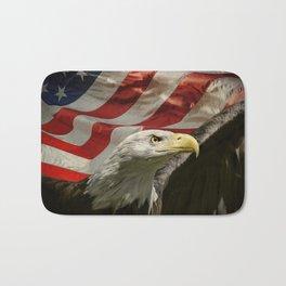 American Eagle Bath Mat