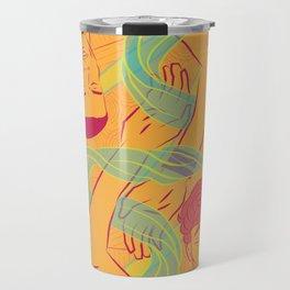 Stilized Pynch Travel Mug