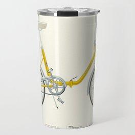 Bicycle Pony - Rog Travel Mug